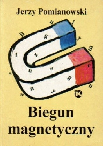 Okładka książki Biegun magnetyczny