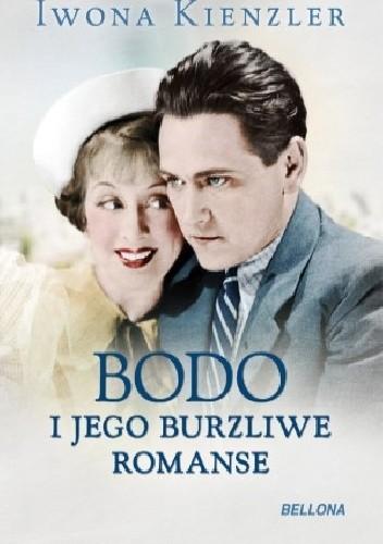 Okładka książki Bodo i jego burzliwe romanse