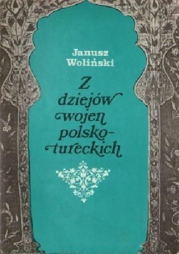 Okładka książki Z dziejów wojen polsko-tureckich