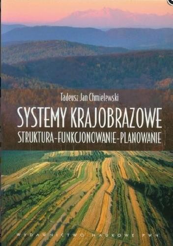 Okładka książki Systemy krajobrazowe