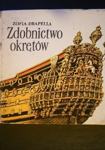 Okładka książki Zdobnictwo okrętów