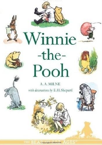 Okładka książki Winnie the Pooh