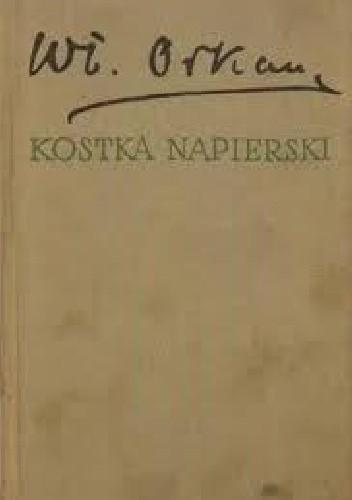 Okładka książki Kostka Napierski