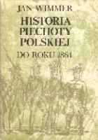 Historia piechoty polskiej do roku 1864