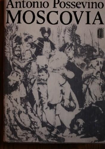 Okładka książki Moscovia