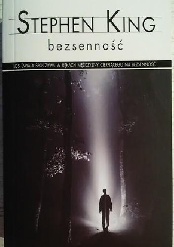 Okładka książki Bezsenność