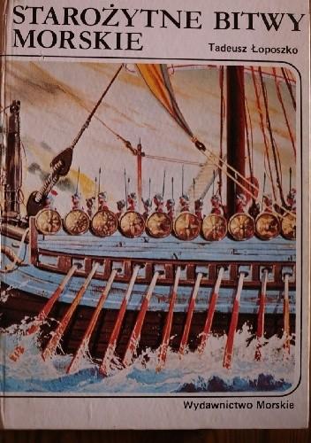 Okładka książki Starożytne bitwy morskie