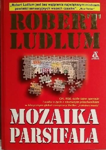 Okładka książki Mozaika Parsifala