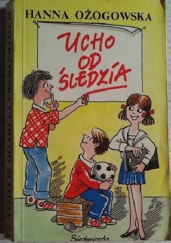 Okładka książki Ucho od Śledzia