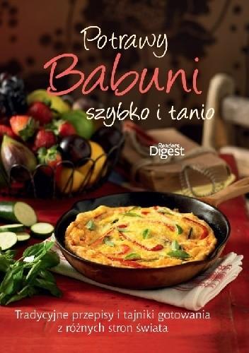 Okładka książki Potrawy Babuni, szybko i tanio