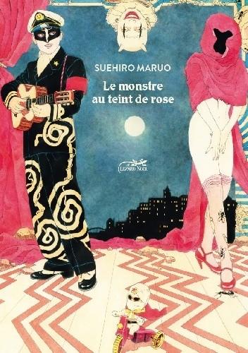 Okładka książki Le monstre au teint de rose
