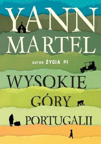 Okładka książki Wysokie Góry Portugalii