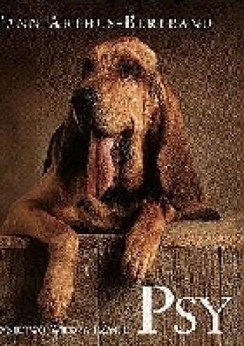 Okładka książki Psy