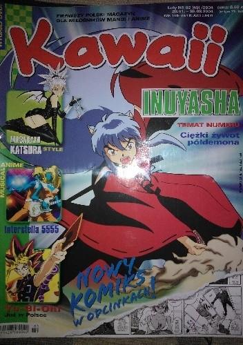 Okładka książki Kawaii nr 2/2004 (49)