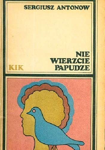 Okładka książki Nie wierzcie papudze