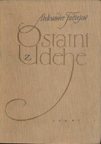Okładka książki Ostatni z Udehe
