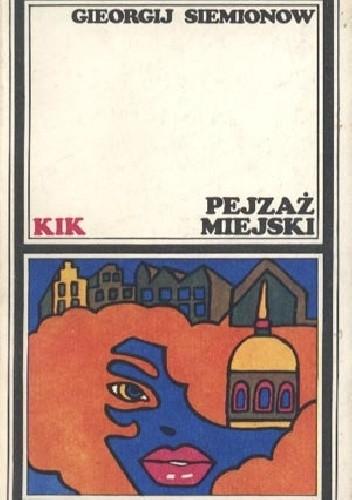 Okładka książki Pejzaż miejski