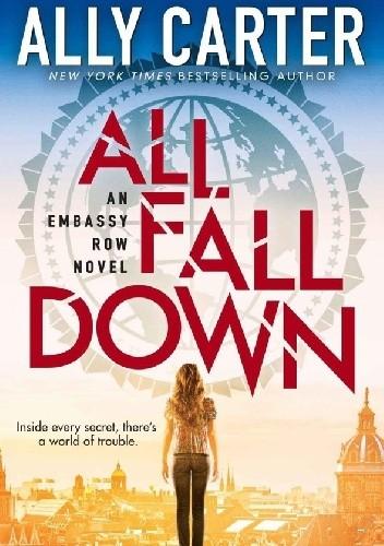 Okładka książki All Fall Down