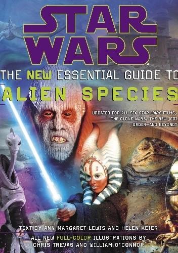 Okładka książki The New Essential Guide to Alien Species