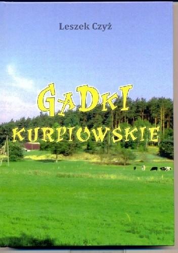 Okładka książki Gadki kurpiowskie.