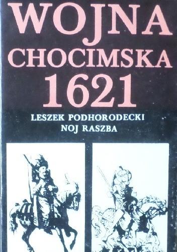 Okładka książki Wojna chocimska 1621