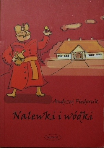 Okładka książki Nalewki i wódki