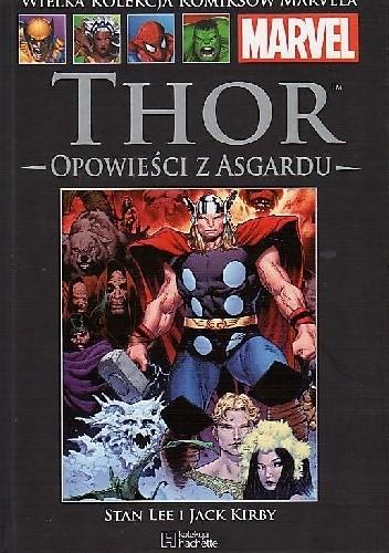 Okładka książki Thor. Opowieści z Asgardu