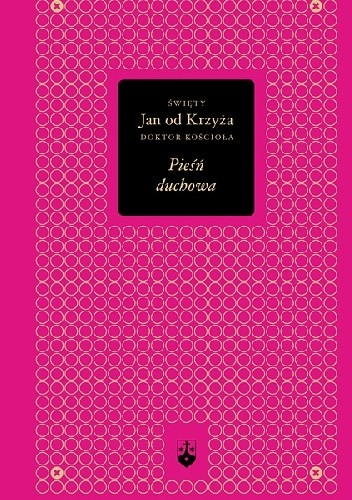 Okładka książki Pieśń duchowa