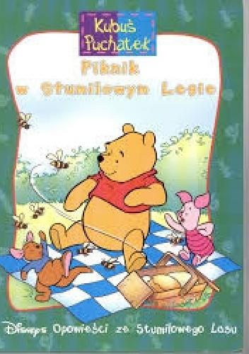 Okładka książki Piknik w Stumilowym Lesie