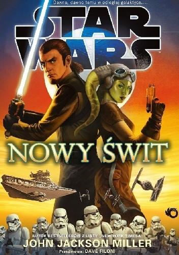 Okładka książki Star Wars: Nowy świt