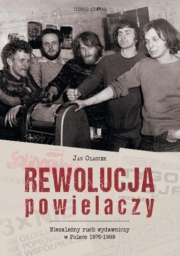 Okładka książki Rewolucja powielaczy