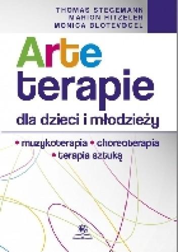 Okładka książki Arteterapie dla dzieci i młodzieży