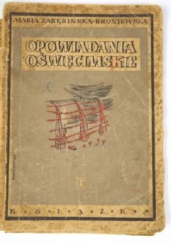 Okładka książki Opowiadania oświęcimskie