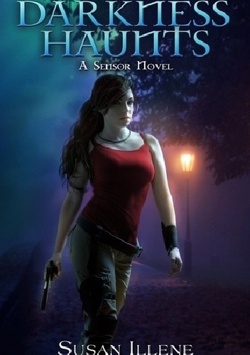 Okładka książki Darkness Haunts