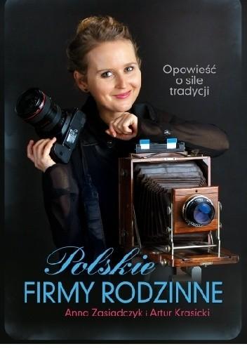 Okładka książki Polskie firmy rodzinne