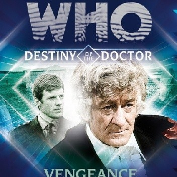 Okładka książki Doctor Who: Vengeance of the Stones