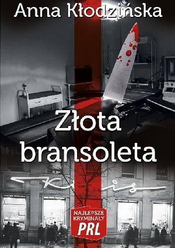 Okładka książki Złota bransoleta
