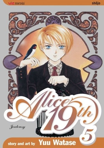 Okładka książki Alice 19th, Vol. 5: Jealousy
