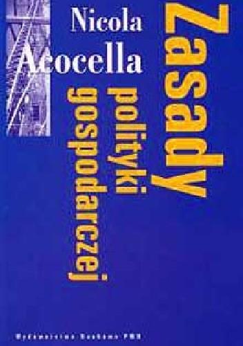 Okładka książki Zasady polityki gospodarczej