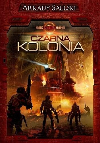 Okładka książki Czarna kolonia