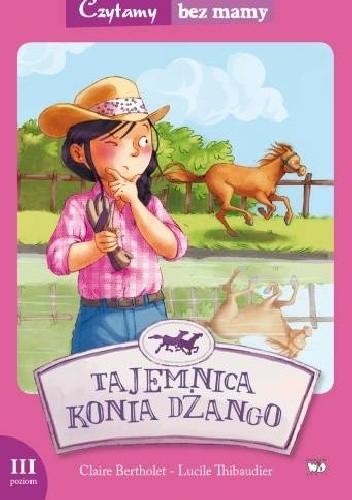 Okładka książki Tajemnica konia Dżango