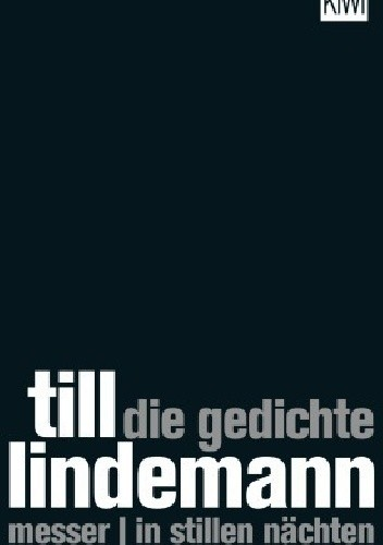Okładka książki Die Gedichte