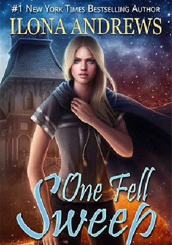 Okładka książki One Fell Sweep