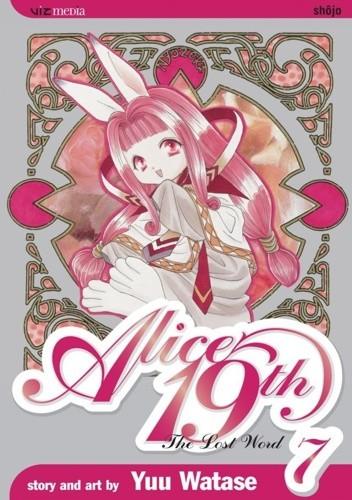 Okładka książki Alice 19th, Vol. 7: The Lost Word