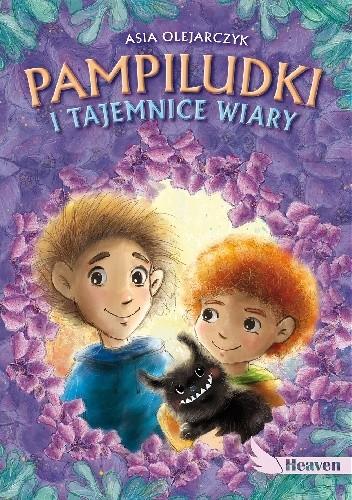 Okładka książki Pampiludki i tajemnice wiary
