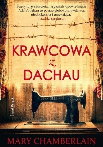 Okładka książki Krawcowa z Dachau