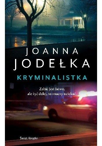 Okładka książki Kryminalistka