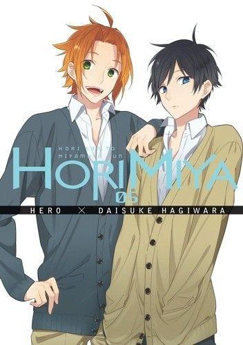 Okładka książki Horimiya 5