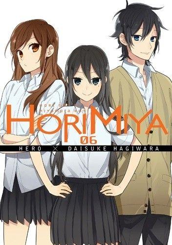 Okładka książki Horimiya 6