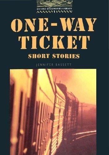 Okładka książki One-way ticket. Short stories